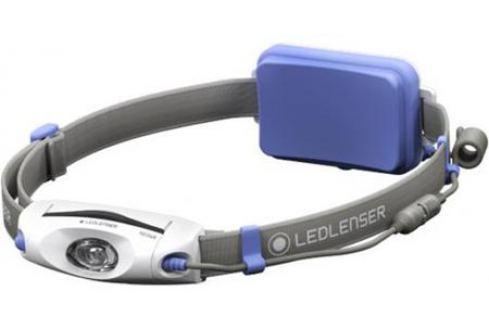 Фонарь налобный Led Lenser Neo 6R синий Фонари