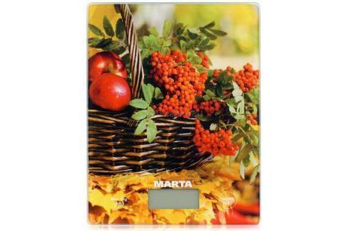 Весы кухонные Marta MT-1634 рисунок Кухонные весы