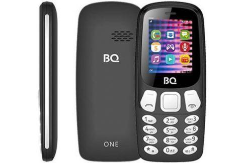 Мобильный телефон BQ 1844 One черный Телефоны