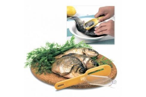 Рыбочистка с контейнером TK 0191 Аксессуары для кухни