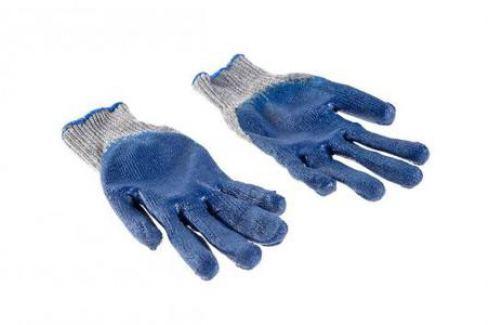 Перчатки Hammer Flex 230-025 особо прочные ХБ с латексным обливом Средства индивидуальной защиты