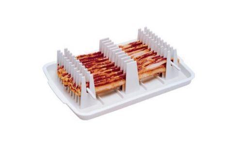 Набор для жарки бекона в микроволновой печи «BACON CHEF» TK 0075 Аксессуары для кухни