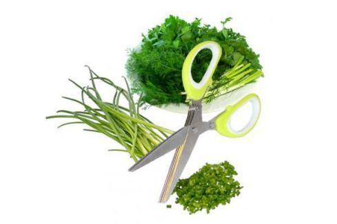 Ножницы для зелени с 5 лезвиями TK 0172 Аксессуары для кухни