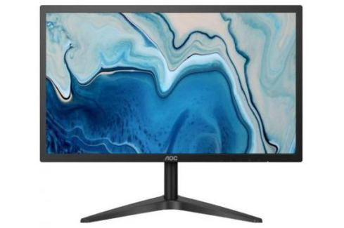 "21,5"" AOC 22B1H 1920x1080 TN LED 16:9 5ms VGA HDMI 20M:1 90/65 200cd Black Мониторы"
